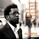 ARUÁN ORTIZ Alameda album cover