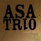 ASA TRIO Live at Domo album cover