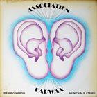 ASSOCIATION P.C. Association / Pierre Courbois : Earwax album cover