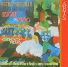 ASTOR PIAZZOLLA Complete Works with Guitar album cover