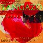 ASTOR PIAZZOLLA Tangazo album cover