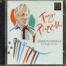 ASTOR PIAZZOLLA Tango Piazzolla: Astor Piazzolla Key Works 1984-1989 album cover