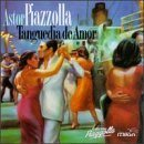 ASTOR PIAZZOLLA Tanguedia de Amor album cover