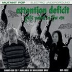 ATTENTION DEFICIT Gets Poked in the Eye album cover