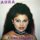 AURA URZICEANU A Time For Love album cover