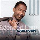 AVERY SHARPE Extended Family III album cover