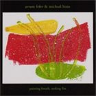 AVRAM FEFER Avram Fefer, Michael Bisio : Painting Breath, Stoking Fire album cover