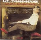 AXEL ZWINGENBERGER Boogie In The Barrelhouse album cover