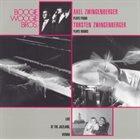 AXEL ZWINGENBERGER Boogie Woogie Bros. (mit Torsten Zwingenberger) album cover