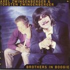 AXEL ZWINGENBERGER Brothers In Boogie album cover