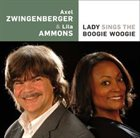 AXEL ZWINGENBERGER Lady sings the Boogie Woogie album cover