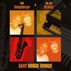 AXEL ZWINGENBERGER Saxy Boogie Woogie album cover
