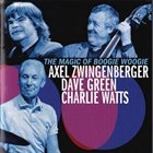 AXEL ZWINGENBERGER The Magic Of Boogie Woogie album cover