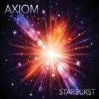 AXIOM Starburst album cover
