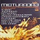AZYMUTH Misturada 3 album cover