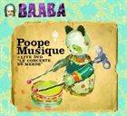 BAABA Poope Musique album cover