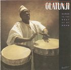 BABATUNDE OLATUNJI Dance To The Beat Of My Drum (aka Drums of Passion: The Beat ) album cover