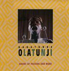 BABATUNDE OLATUNJI Drums Of Passion And More album cover