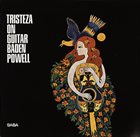 BADEN POWELL Tristeza On Guitar album cover