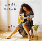 BADI ASSAD Solo album cover