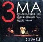 3MA Awal album cover