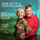 BARB JUNGR Barb Jungr & John McDaniel : Float Like A Butterfly - The Songs of Sting album cover