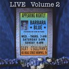 BARBARA BLUE LIVE Volume 2 album cover
