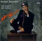 BARBARA DENNERLEIN Hot Stuff album cover