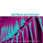 BARBARA DENNERLEIN Spiritual Movement No. 3 album cover