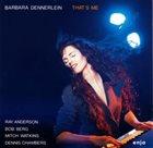 BARBARA DENNERLEIN That's Me album cover