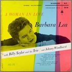 BARBARA LEA A Woman in Love album cover