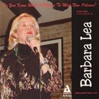 BARBARA LEA Do You Know What It Means To Miss New Orleans? album cover