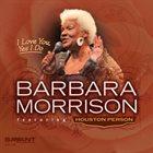 BARBARA MORRISON I Love You, Yes I Do album cover