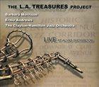BARBARA MORRISON The L.A. Treasures Project: Live At Alvas Showroom album cover
