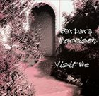 BARBARA MORRISON Visit Me album cover