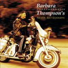 BARBARA THOMPSON Never Say Goodbye album cover