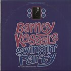 BARNEY KESSEL Barney Kessel's Swingin' Party at Contemporary album cover