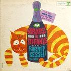 BARNEY KESSEL Breakfast At Tiffany's album cover