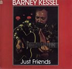 BARNEY KESSEL Just Friends album cover