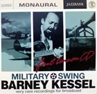 BARNEY KESSEL Military Swing album cover