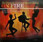BARNEY KESSEL On Fire album cover