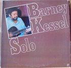 BARNEY KESSEL Solo album cover
