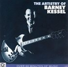 BARNEY KESSEL The Artistry of Barney Kessel album cover
