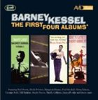 BARNEY KESSEL The First Four Albums album cover