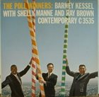 BARNEY KESSEL The Poll Winners album cover