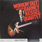 BARNEY KESSEL Workin' Out album cover