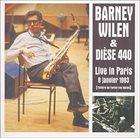 BARNEY WILEN Barney Wilen & Dièse 440 : Live In Paris 8 Janvier 1983 album cover