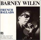 BARNEY WILEN French Ballads album cover