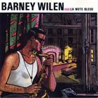 BARNEY WILEN La Note Bleue album cover