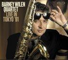 BARNEY WILEN Live In Tokyo ́91 album cover